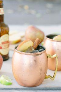 Apple Cider Mules